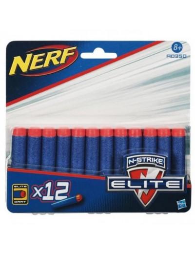 Стрелы Nerf Элит 12 штук
