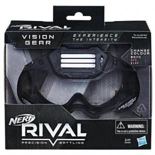 Маска игровая Nerf Райвал