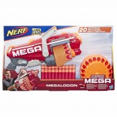 Бластер Nerf Мега Мегалодон