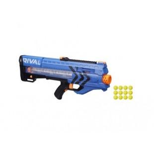 Бластер Nerf Райвал Зевс MXV-1200 синий