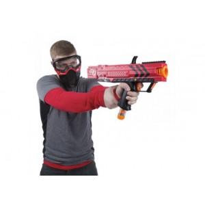 Бластер Nerf Райвал Апполо XV-700 красный