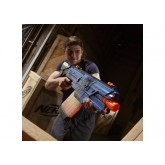 Бластер Nerf Райвал Хаос MXVI-4000 синий