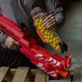 Бластер Nerf Райвал Немесис MXVII-10K красный