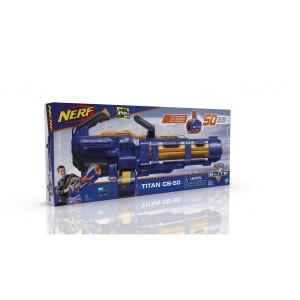 Бластер Nerf Элит Титан CS-50